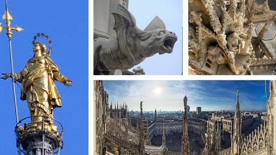 Terrazze del Duomo – Tour guide Milan